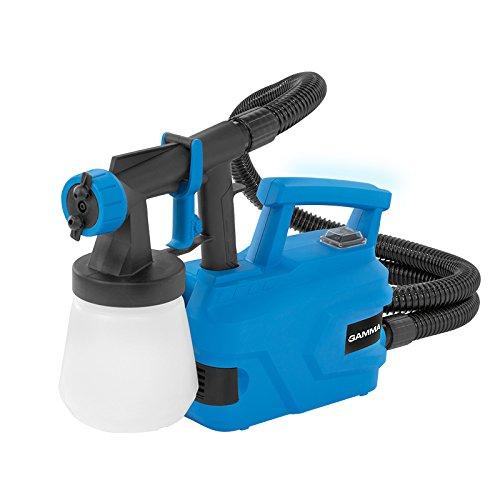 Pistola de Pintura Elétrica Gamma Ferramentas Azul