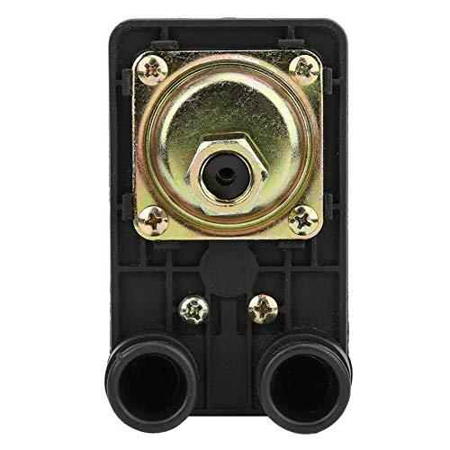 Interruptor de presión de bomba, Control de bomba de agua, Interruptor de agua de 250 V, Control de agua, Interruptor de control, Control automático para bombas autocebantes Bombas de chorro