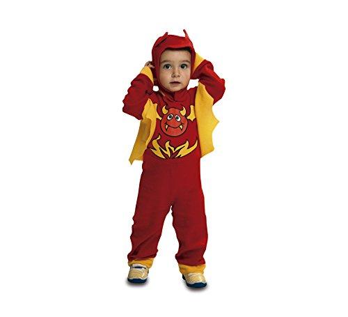 Déguisement Diable Halloween bébé--3 à 4 Ans