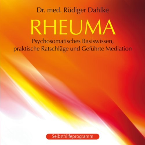 Rheuma audiobook cover art