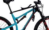Mac Ride Asiento infantil para bicicleta, color negro