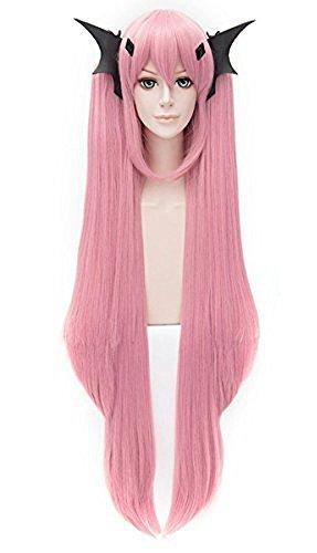 Anogol Headwear+Hair Cap+Seraph of the End Krul Tepes Cosplay Wig DM-460 by Anogol
