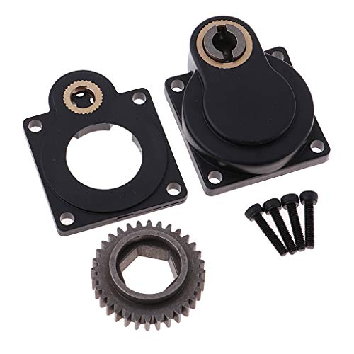 lahomia 4x 11011 Electric Starter Backplate for HSP Engine RC Car Parts Accessories
