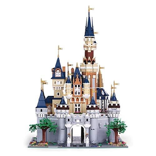 Why Choose Lcxligang Wood Blocks for Kids-Box 8388Pcs Building Set 3D Construction Toy Mini Small Particles Puzzle Building Blocks 3D Jigsaw Collectible Model Child Fantasy Castle Building Model Kits Wooden Bloc
