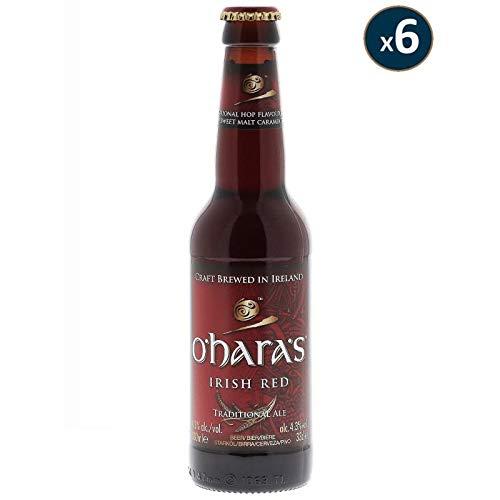 O'HARA'S IRISH RED 6 x 33 CL