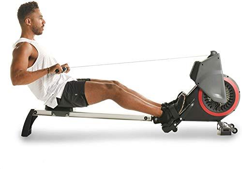 Rudergerät für Zuhause, faltbar, Fitnessgerät für Gewichtsverlust im Innenbereich