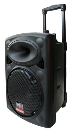 E-Lektron EL25-M Mobile PA-Sound-Anlage