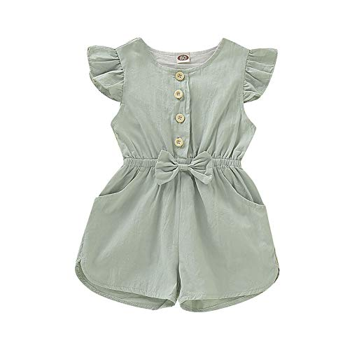 BOBORA Toddler Girl Kid Summer O...