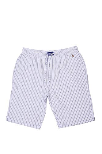 Ralph Lauren Oxford, Pantalones Pijama Hombre, Azul
