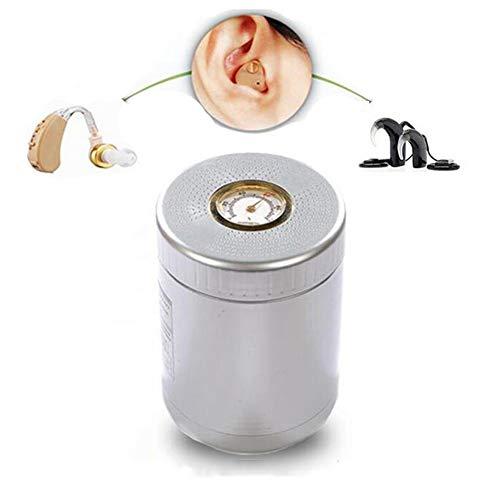 Hörgerätetrockner Trocknergehäuse Box Electronic Drybox Luftentfeuchter Schützen Sie Hörgeräte IEM In-Ear-Monitore