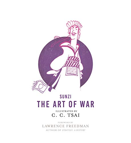 The Art of War: An Illustrated Edition (The Illustrated Library of Chinese Classics...