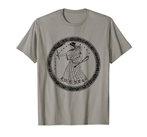Artemis T-Shirt Greek Goddess Mythology Diana Roman Rome