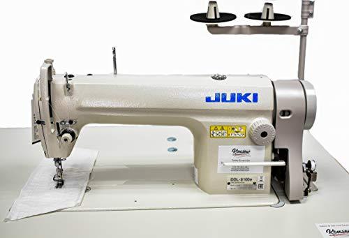 Juki 8100E - Máquina de coser industrial con motor de ahorro de energía