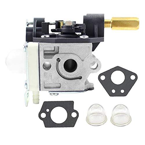 meimeijia Materiales Conjunto del carburador, RB-K75 carburador for Husqvarne 125BT soplador Echo HC-150 HCA265 21.2cc 25.4cc Gasolina Soplador de Hojas Cortasetos carburador Estable