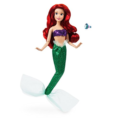 Disney Ariel Classic Doll with Ring - The Little Mermaid