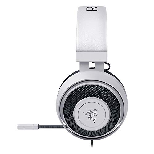 NIUPAN North Sea Monster Pro V2 Video Game Headset Headphones V2white