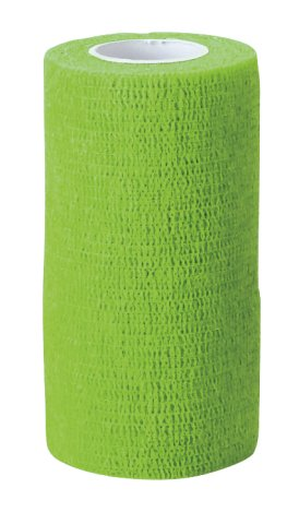 Cohesief verband equilastic groen 10,0 cm