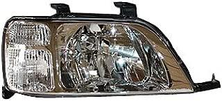 TYC 20-5231-01 Honda CRV Passenger Side Headlight Assembly