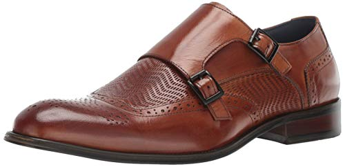 Stacy Adams Leather Weave Shoes for Men