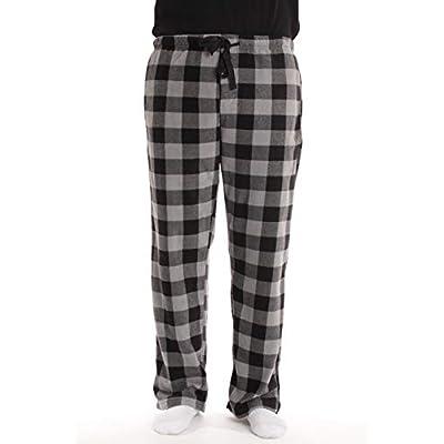 Mens Flannel Pajama//Lounge Pants-Hanes-Michael Morgan