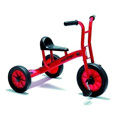 VIKING Dreirad mittel (Alter: 3-6 Jahre / Lenkerhöhe 62cm / Sitzhöhe 35 cm) von Winther