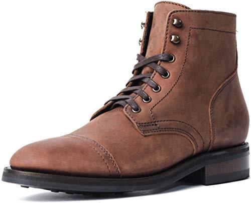 Thursday Boot Company Captain Men's Lace-up Boot, Terracotta, 10 M US