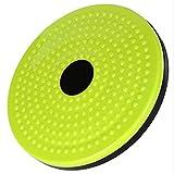 LahAd Cojin Equilibrio Bola Equilibrio Tabla De Equilibrio Equipamento Fitness Fitness Hacer Ejercicio En Casa Entrenamiento En Casa por Equipo De Entrenamiento Green,Freesize