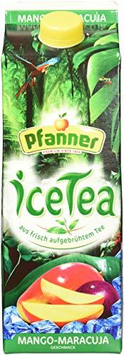 Pfanner Eistee Mango-Maracuja, 6 x 2 l Packung