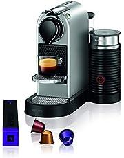 Krups Nespresso koffiezetapparaat vrijstaande espressomachine