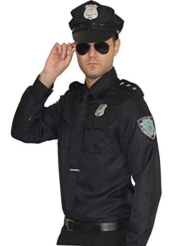 MAYLYNN 15145 - Kostüm Polizist Cop Polizei Uniform Polizistenkostüm, Größe L