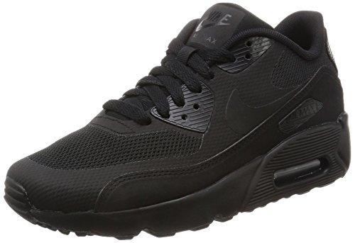 Nike Nike Jungen Air Max 90 Ultra 2.0 (GS) Sneaker, Schwarz (Black/Black Black), 39 EU
