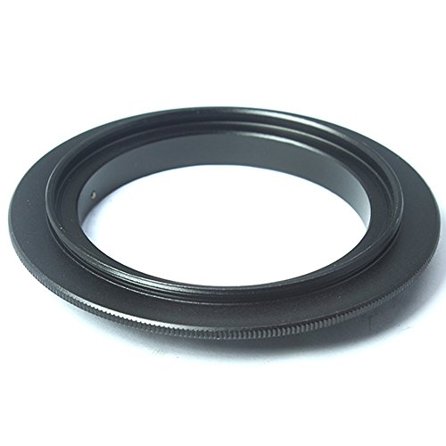 Pixco macro inversa 49mm anillo adaptador de lente de Para Olympus 4/3 E-5, E-7, E420, E620, E520