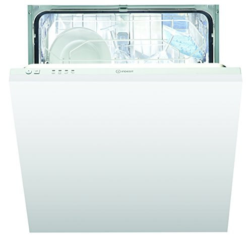 Indesit DIF04B1 Fully Integrated Dishwasher A plus Energy Rating