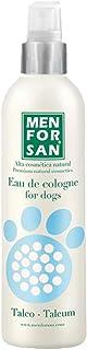 MENFORSAN Agua de Colonia para Perros Talco - 125 ml