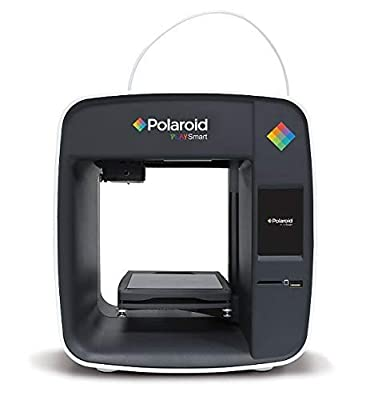Polaroid 3D 3D Printer, Easy to use with Free 1 kg Filament and a PriceHolder Pack Cover, 32 cm, Beige (Polaroid Playsmart Printer)