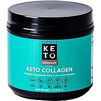 Perfect Keto Collagen Peptides Protein Powder 12-oz. Tub