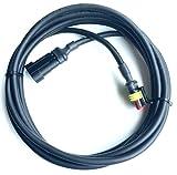 Timbera Robótico Cortacésped Fuente de alimentación Cable de Baja tensión para la estación de Carga para Husqvarna AUTOMOWER – 310, 315, 320, 330x, 420, 430x – (3 Metros)
