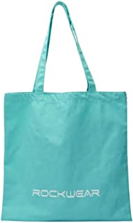 Rockwear Activewear Women's Canvas Tote Bag One Size For Accessories