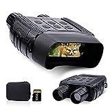 BEBANG WIFI Binocolo visione notturna HD Digitale, Incorporato 2.31' LCD TFT schermo, allegato 32G Micro SD Carta, binocolo infrarossi per il campeggio e la caccia