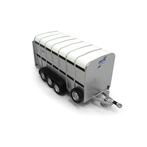 Britains 1: 32 Ifor Williams Livestock Trailer Collectable Farm Vehicle Toy Suitable from 3 Years 152083