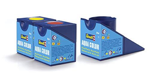 Revell Aqua Color 36152 - Revell - Aqua Color blau, glänzend - RAL 5005, 18 ml