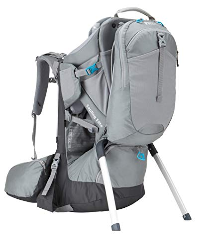 Thule Sapling Elite Child Carrier Backpack, Dark Shadow/Slate