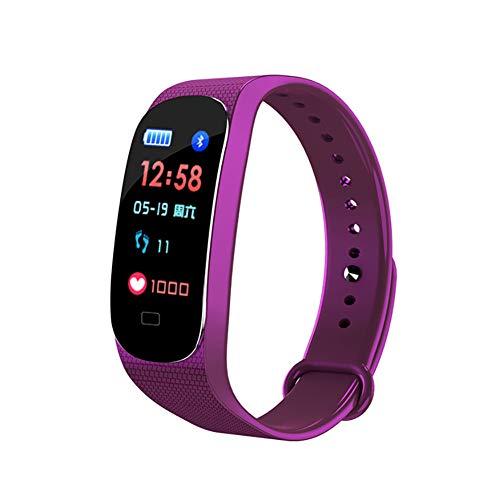 harddo Smart Watch, m5 Fitnesstracker touchscreen smartwatch waterdicht fitnesshorloge met hartslagfrequentie bloeddrukmeting waterdichte armband voor Android iOS