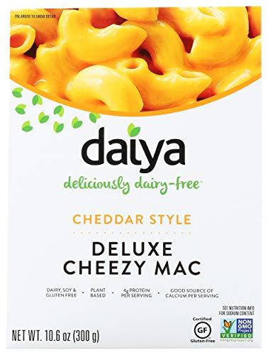 Daiya, Dairy Free Cheezy Cheddar Mac, 10.6 Ounce