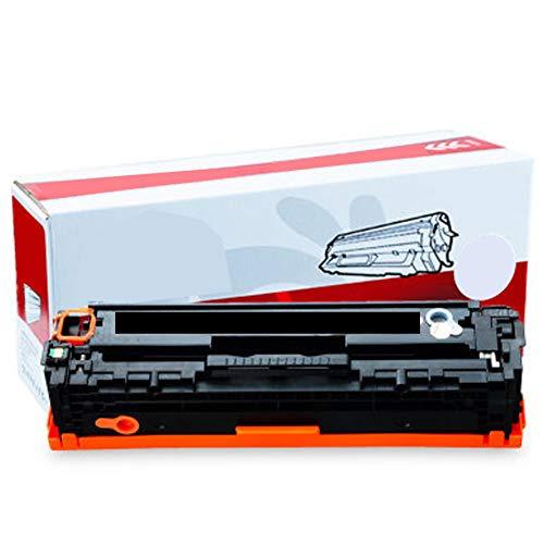 Cartucho de tóner compatible para HP CF410A 452A Reemplazo para HP Color LaserJet Pro M452NW M477FDW M452DW M452DN Impresora con chip-black