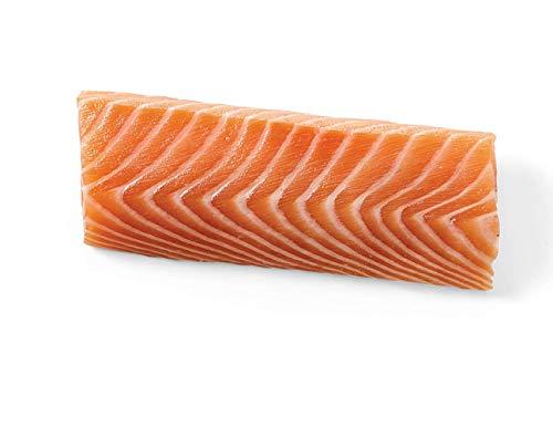 Lachsfilet (Backloin) Sashimi Qualität Norwegen mind. 185g für Sushi