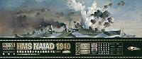 フライホークモデル 1/700 イギリス海軍 HMS ナイアド 1940 デラックス プラモデル FLYFH1112S