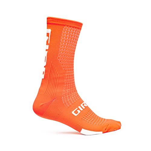 MEN'S CYCLING RUNNING TRAINING SOCKS… (Orange)