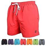 LK B.Hose - Baador para hombre, pantalones cortos para...