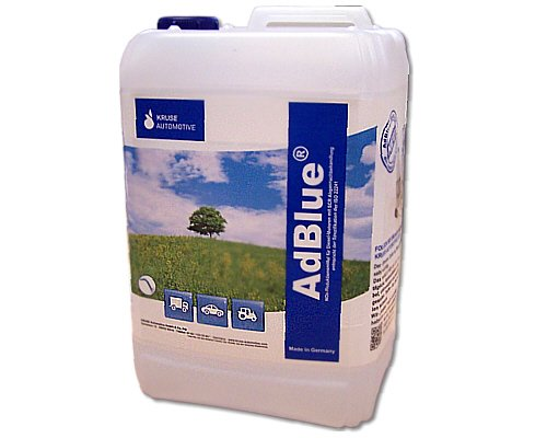 AdBlue Harnstofflösung Reduktionsmittel Dieselmotoren Abgasreinigung,  5 L